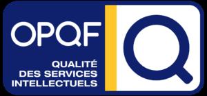 logo label OPQF